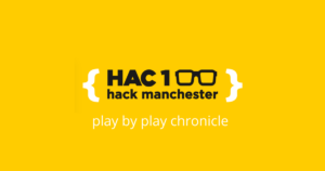 Hack Manchester 2017